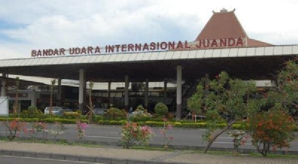 Landasan Bandara Juanda Diperbaiki Awal Bulan Juli